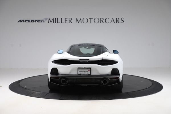 New 2020 McLaren GT Coupe for sale $257,242 at Rolls-Royce Motor Cars Greenwich in Greenwich CT 06830 4