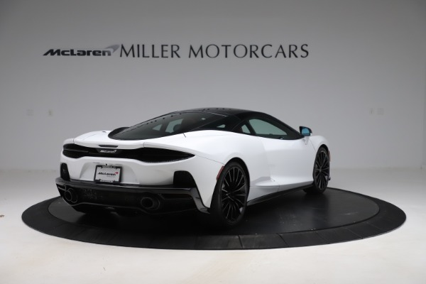 New 2020 McLaren GT Coupe for sale $257,242 at Rolls-Royce Motor Cars Greenwich in Greenwich CT 06830 5