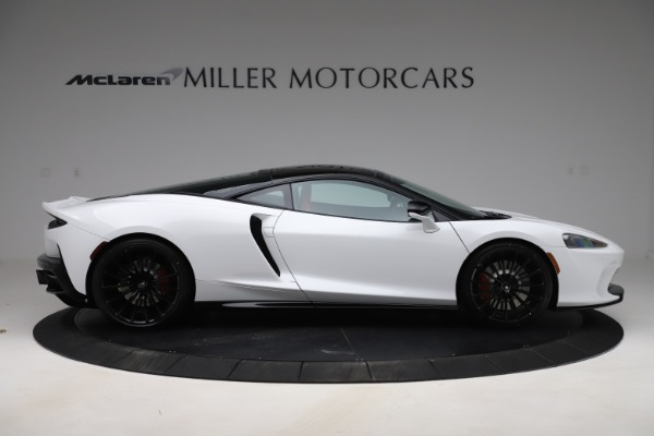 New 2020 McLaren GT Coupe for sale $257,242 at Rolls-Royce Motor Cars Greenwich in Greenwich CT 06830 6