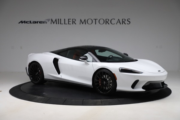 New 2020 McLaren GT Coupe for sale $257,242 at Rolls-Royce Motor Cars Greenwich in Greenwich CT 06830 7