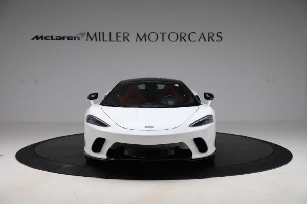New 2020 McLaren GT Coupe for sale $257,242 at Rolls-Royce Motor Cars Greenwich in Greenwich CT 06830 8