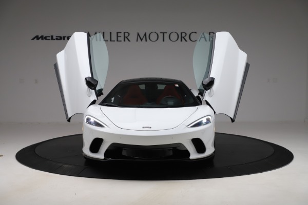 New 2020 McLaren GT Coupe for sale $257,242 at Rolls-Royce Motor Cars Greenwich in Greenwich CT 06830 9