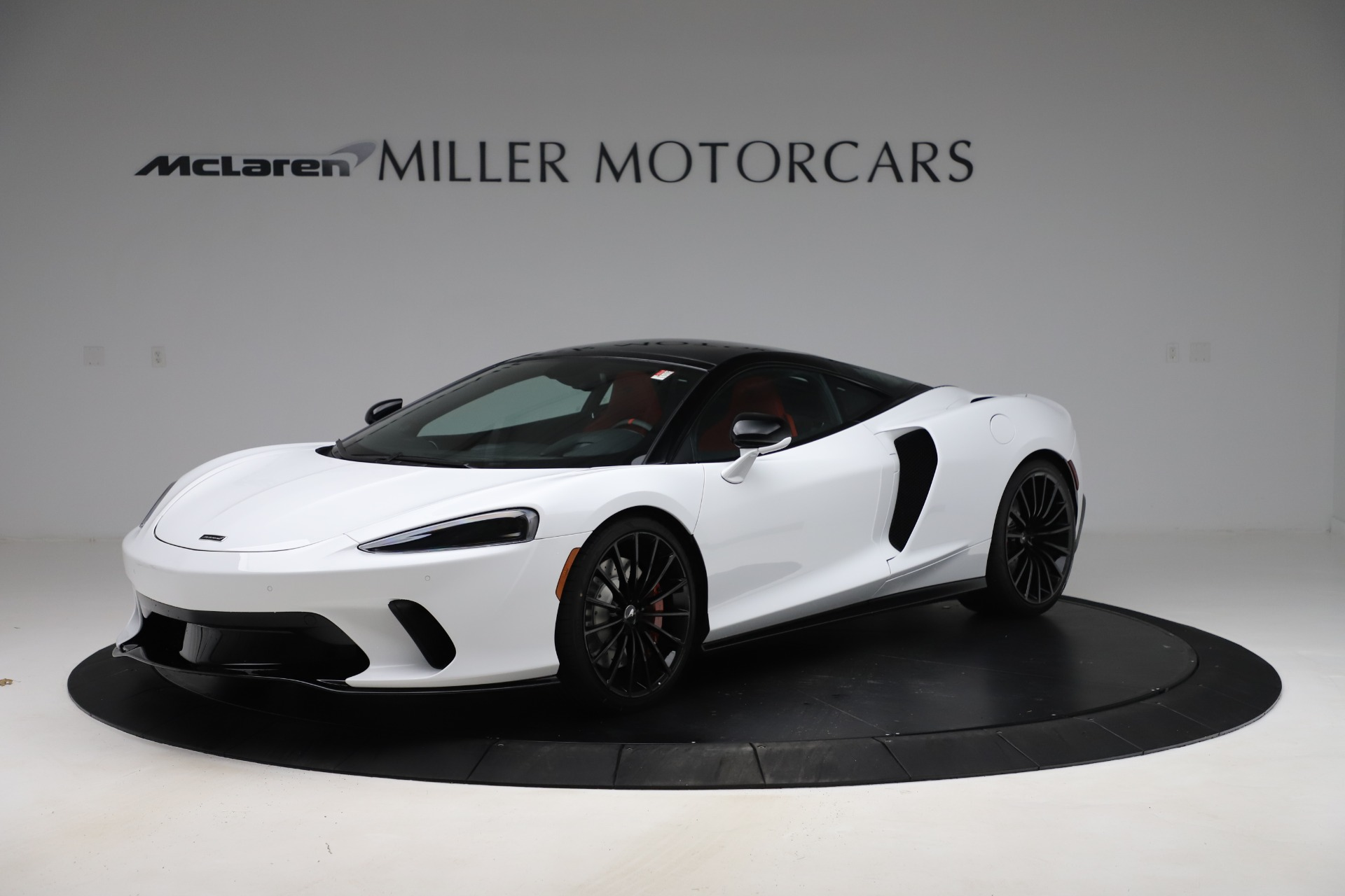 New 2020 McLaren GT Coupe for sale $257,242 at Rolls-Royce Motor Cars Greenwich in Greenwich CT 06830 1