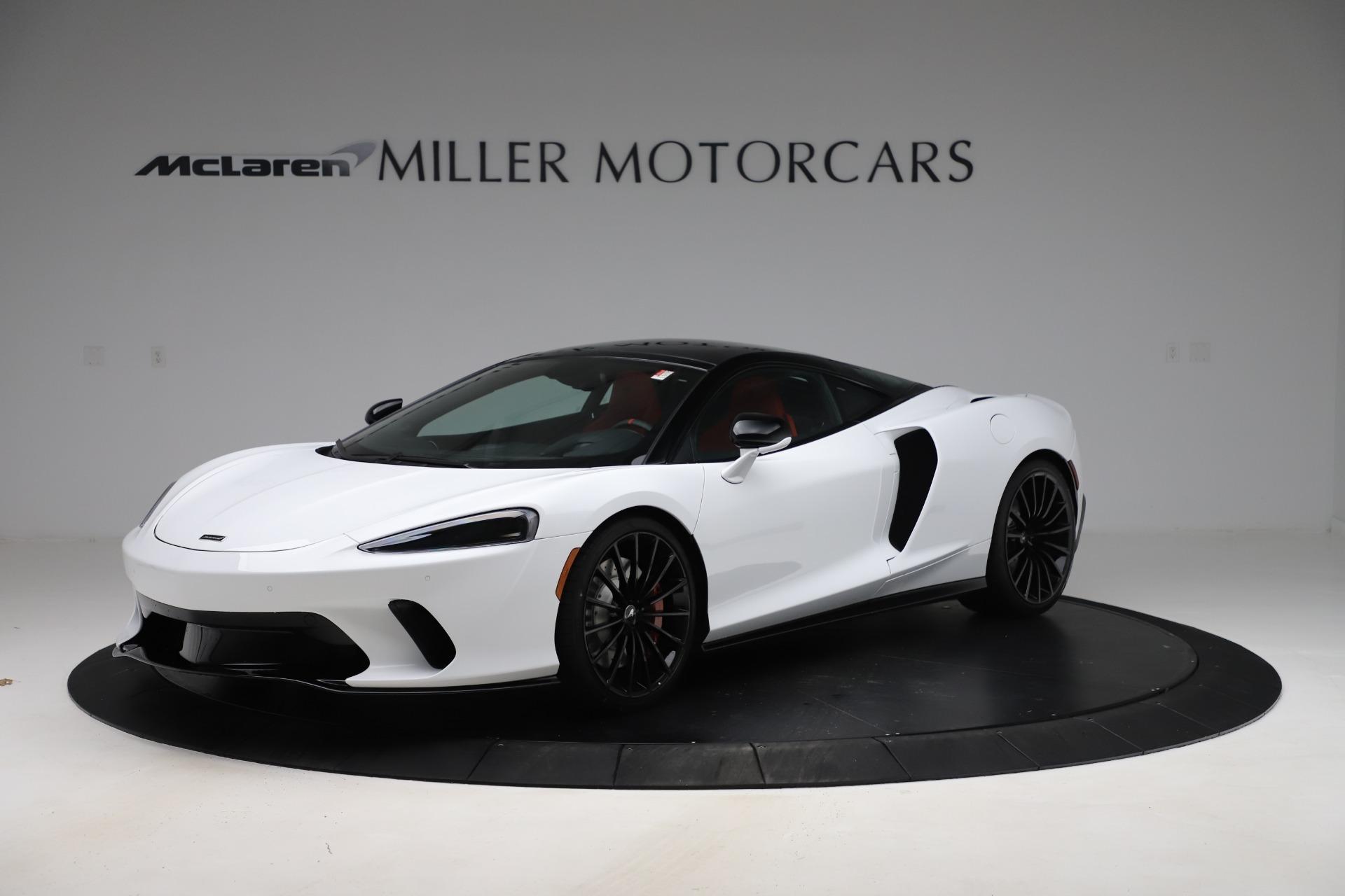 New 2020 McLaren GT Pioneer for sale $257,242 at Rolls-Royce Motor Cars Greenwich in Greenwich CT 06830 1