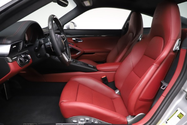 Used 2017 Porsche 911 Turbo S for sale $154,900 at Rolls-Royce Motor Cars Greenwich in Greenwich CT 06830 14