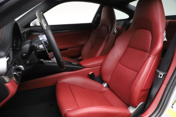 Used 2017 Porsche 911 Turbo S for sale $154,900 at Rolls-Royce Motor Cars Greenwich in Greenwich CT 06830 15
