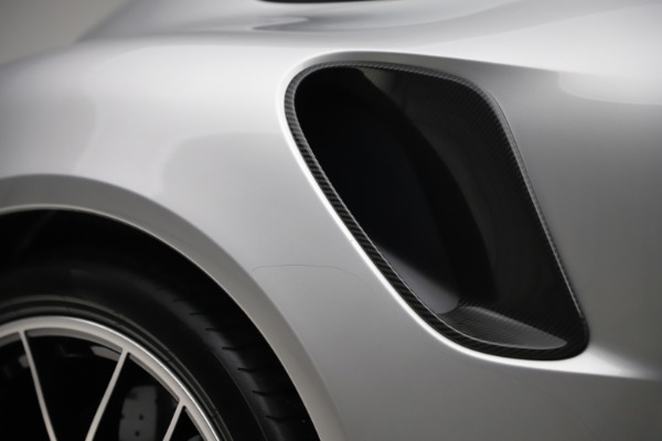 Used 2017 Porsche 911 Turbo S for sale $154,900 at Rolls-Royce Motor Cars Greenwich in Greenwich CT 06830 24