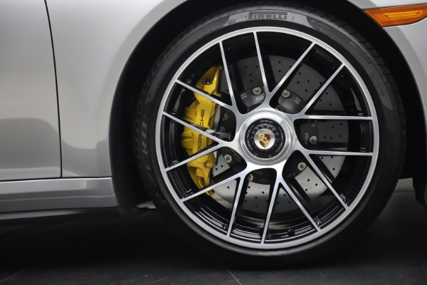Used 2017 Porsche 911 Turbo S for sale $154,900 at Rolls-Royce Motor Cars Greenwich in Greenwich CT 06830 25