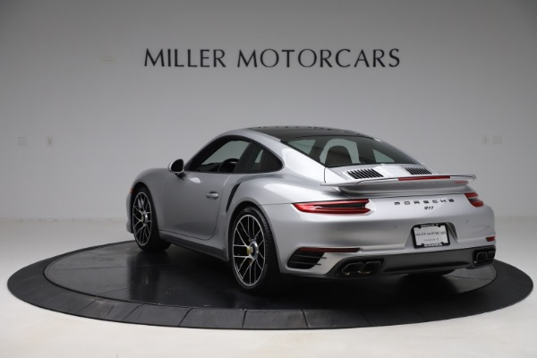 Used 2017 Porsche 911 Turbo S for sale $154,900 at Rolls-Royce Motor Cars Greenwich in Greenwich CT 06830 5