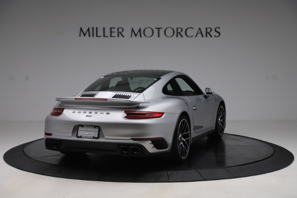 Used 2017 Porsche 911 Turbo S for sale $154,900 at Rolls-Royce Motor Cars Greenwich in Greenwich CT 06830 7