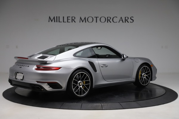 Used 2017 Porsche 911 Turbo S for sale $154,900 at Rolls-Royce Motor Cars Greenwich in Greenwich CT 06830 8
