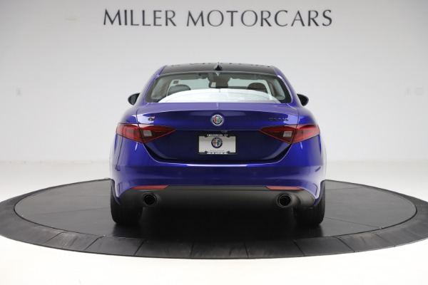 New 2020 Alfa Romeo Giulia Ti Q4 for sale $46,145 at Rolls-Royce Motor Cars Greenwich in Greenwich CT 06830 6