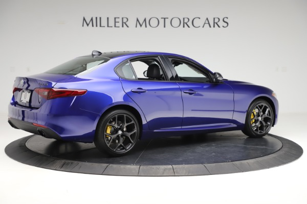 New 2020 Alfa Romeo Giulia Ti Q4 for sale $46,145 at Rolls-Royce Motor Cars Greenwich in Greenwich CT 06830 8