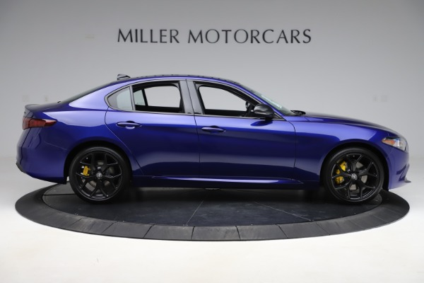New 2020 Alfa Romeo Giulia Ti Q4 for sale $46,145 at Rolls-Royce Motor Cars Greenwich in Greenwich CT 06830 9