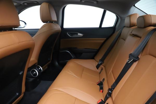 New 2020 Alfa Romeo Giulia Ti Q4 for sale $51,145 at Rolls-Royce Motor Cars Greenwich in Greenwich CT 06830 19