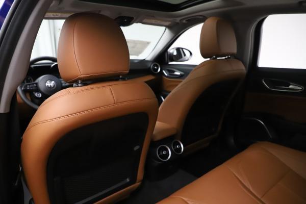 New 2020 Alfa Romeo Giulia Ti Q4 for sale $51,145 at Rolls-Royce Motor Cars Greenwich in Greenwich CT 06830 20
