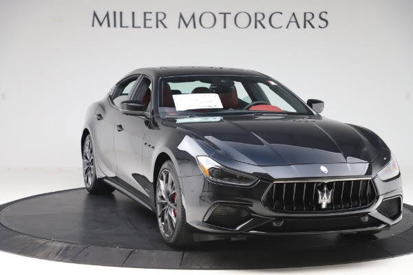 New 2020 Maserati Ghibli S Q4 GranSport for sale $94,785 at Rolls-Royce Motor Cars Greenwich in Greenwich CT 06830 11
