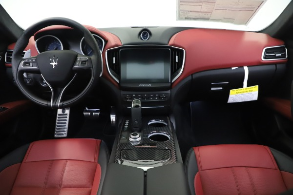 New 2020 Maserati Ghibli S Q4 GranSport for sale $94,785 at Rolls-Royce Motor Cars Greenwich in Greenwich CT 06830 16