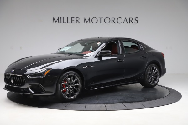New 2020 Maserati Ghibli S Q4 GranSport for sale $94,785 at Rolls-Royce Motor Cars Greenwich in Greenwich CT 06830 2