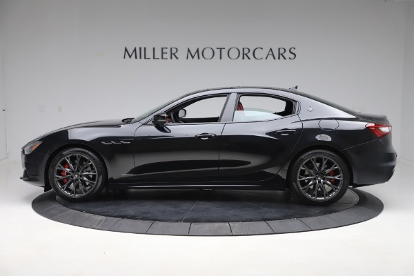 New 2020 Maserati Ghibli S Q4 GranSport for sale $94,785 at Rolls-Royce Motor Cars Greenwich in Greenwich CT 06830 3