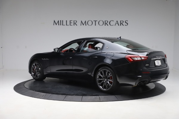 New 2020 Maserati Ghibli S Q4 GranSport for sale $94,785 at Rolls-Royce Motor Cars Greenwich in Greenwich CT 06830 4