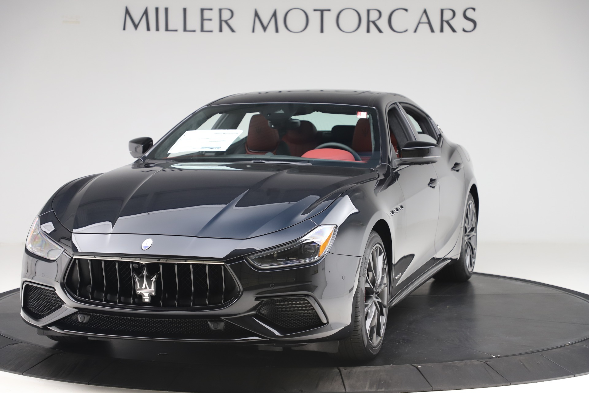 New 2020 Maserati Ghibli S Q4 GranSport for sale $94,785 at Rolls-Royce Motor Cars Greenwich in Greenwich CT 06830 1