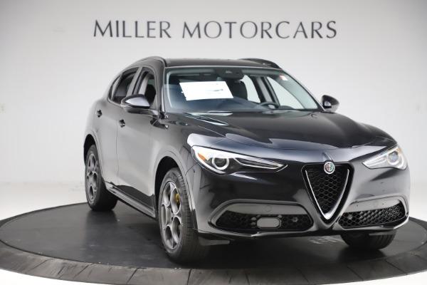 New 2020 Alfa Romeo Stelvio Sport Q4 for sale $49,695 at Rolls-Royce Motor Cars Greenwich in Greenwich CT 06830 11