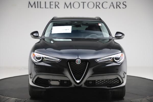 New 2020 Alfa Romeo Stelvio Sport Q4 for sale $49,695 at Rolls-Royce Motor Cars Greenwich in Greenwich CT 06830 12