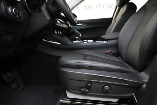 New 2020 Alfa Romeo Stelvio Sport Q4 for sale $49,695 at Rolls-Royce Motor Cars Greenwich in Greenwich CT 06830 14