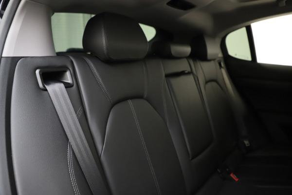 New 2020 Alfa Romeo Stelvio Sport Q4 for sale $49,695 at Rolls-Royce Motor Cars Greenwich in Greenwich CT 06830 26