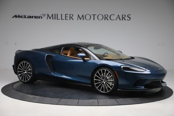 New 2020 McLaren GT Coupe for sale $236,675 at Rolls-Royce Motor Cars Greenwich in Greenwich CT 06830 10