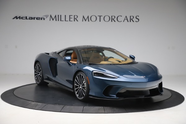 New 2020 McLaren GT Luxe for sale $236,675 at Rolls-Royce Motor Cars Greenwich in Greenwich CT 06830 11