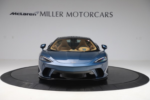 New 2020 McLaren GT Coupe for sale $236,675 at Rolls-Royce Motor Cars Greenwich in Greenwich CT 06830 12