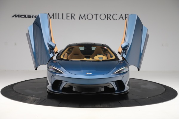 New 2020 McLaren GT Coupe for sale $236,675 at Rolls-Royce Motor Cars Greenwich in Greenwich CT 06830 13