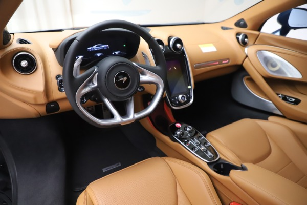 New 2020 McLaren GT Coupe for sale $236,675 at Rolls-Royce Motor Cars Greenwich in Greenwich CT 06830 14