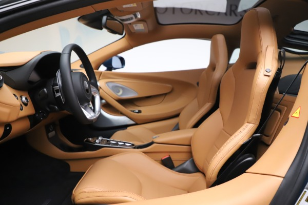 New 2020 McLaren GT Coupe for sale $236,675 at Rolls-Royce Motor Cars Greenwich in Greenwich CT 06830 15