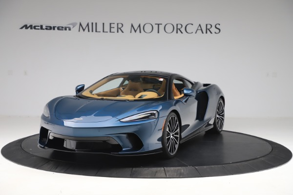Used 2020 McLaren GT Luxe for sale $209,990 at Rolls-Royce Motor Cars Greenwich in Greenwich CT 06830 2