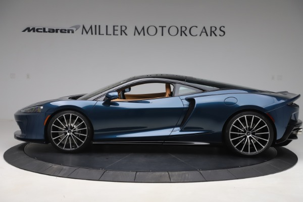 New 2020 McLaren GT Luxe for sale $236,675 at Rolls-Royce Motor Cars Greenwich in Greenwich CT 06830 3