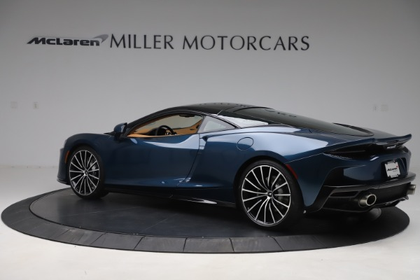 New 2020 McLaren GT Coupe for sale $236,675 at Rolls-Royce Motor Cars Greenwich in Greenwich CT 06830 4