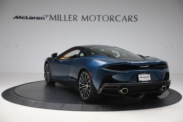 New 2020 McLaren GT Luxe for sale $236,675 at Rolls-Royce Motor Cars Greenwich in Greenwich CT 06830 5