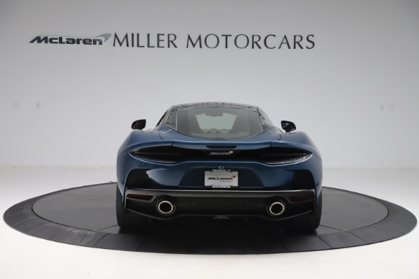 New 2020 McLaren GT Luxe for sale $236,675 at Rolls-Royce Motor Cars Greenwich in Greenwich CT 06830 6