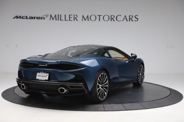 New 2020 McLaren GT Coupe for sale $236,675 at Rolls-Royce Motor Cars Greenwich in Greenwich CT 06830 7