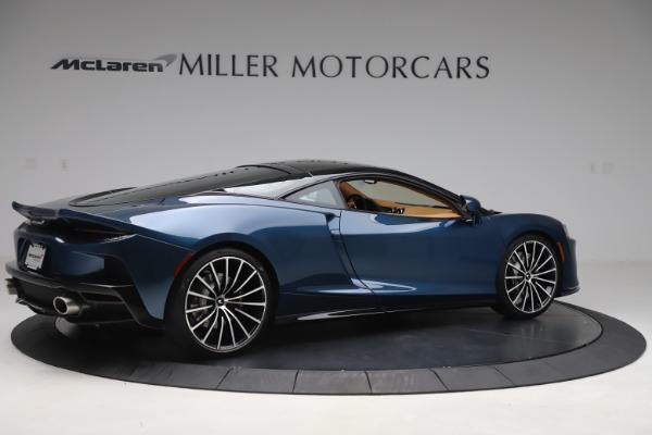 New 2020 McLaren GT Luxe for sale $236,675 at Rolls-Royce Motor Cars Greenwich in Greenwich CT 06830 8