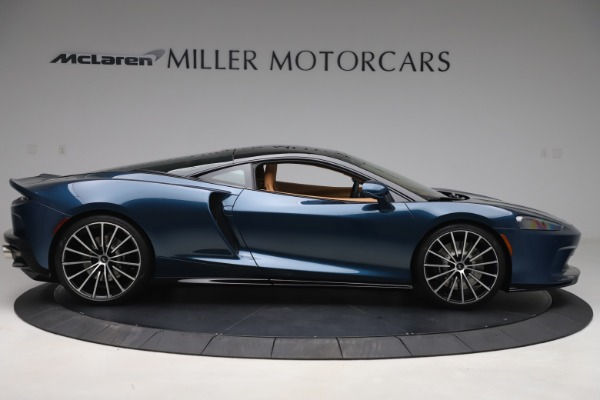 New 2020 McLaren GT Coupe for sale $236,675 at Rolls-Royce Motor Cars Greenwich in Greenwich CT 06830 9