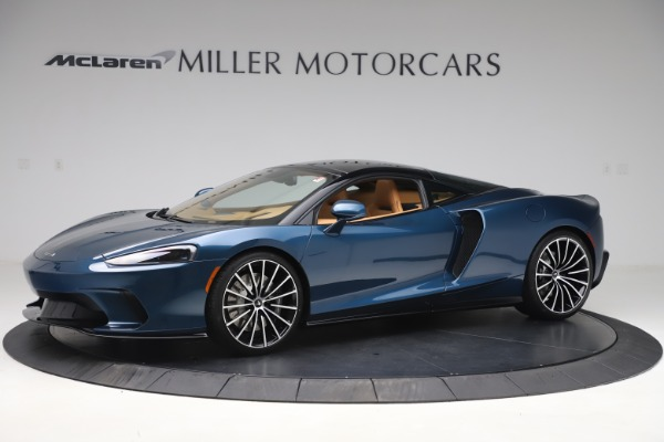 New 2020 McLaren GT Coupe for sale $236,675 at Rolls-Royce Motor Cars Greenwich in Greenwich CT 06830 1