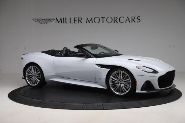 New 2020 Aston Martin DBS Superleggera Volante Convertible for sale $353,931 at Rolls-Royce Motor Cars Greenwich in Greenwich CT 06830 10