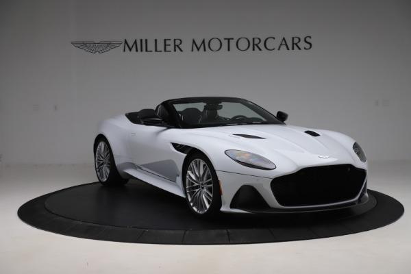 New 2020 Aston Martin DBS Superleggera Volante Convertible for sale $353,931 at Rolls-Royce Motor Cars Greenwich in Greenwich CT 06830 11
