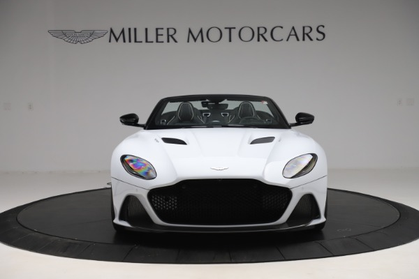 New 2020 Aston Martin DBS Superleggera Volante Convertible for sale $353,931 at Rolls-Royce Motor Cars Greenwich in Greenwich CT 06830 12