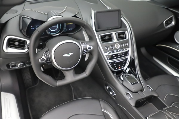 New 2020 Aston Martin DBS Superleggera Volante Convertible for sale $353,931 at Rolls-Royce Motor Cars Greenwich in Greenwich CT 06830 13