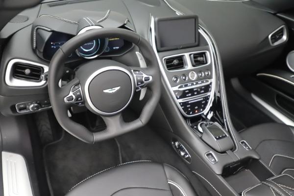New 2020 Aston Martin DBS Superleggera Volante for sale Sold at Rolls-Royce Motor Cars Greenwich in Greenwich CT 06830 13